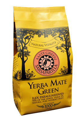 Mate Tea Yerba Mate Green 'Sarsaparilla' 1kg (1000g)