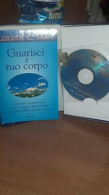 Guarisci Il Tuo Corpo -Louise Hay -Libro + Cd Armenia  2000