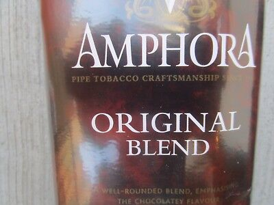 Pipe Tobacco Pouch AMPHORA ORIGINAL BLEND 1.5 oz FREE SHIPPING WORLDWIDE