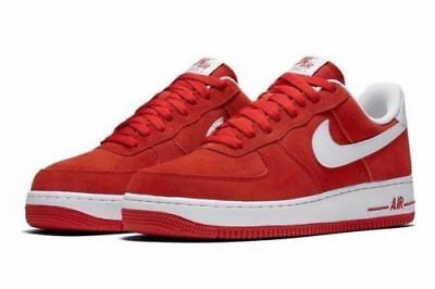 Nike Air Force 1 One '07 Low QS Sneakers University Red/White 315122-612