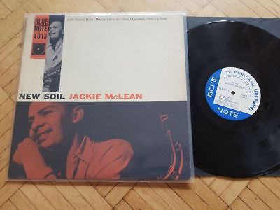 Jackie McLean - New soil US Vinyl LP Blue Note