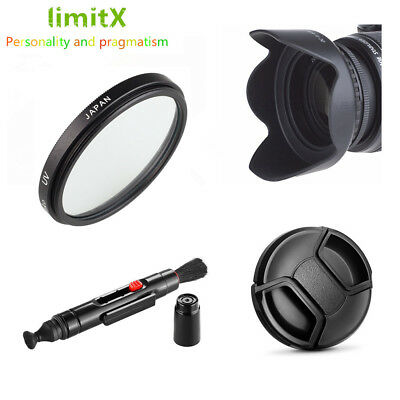 UV Filter Lens Hood Cap pen for Sony DSC HX400V DSC HX350 DSC HX300 DSC H400