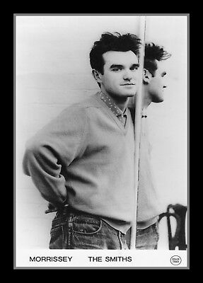 Collectors/Photograph/Print/7 x 5 Photo/1980's/The Smiths/Morrisey/Retro Cool
