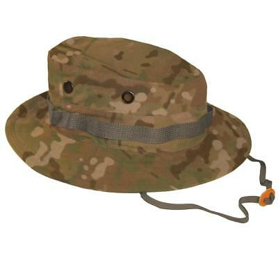 d01f8057bff BOONIE HAT PROPPER 6 Color Desert Chocolate Chip Camo Ripstop US Mil ...