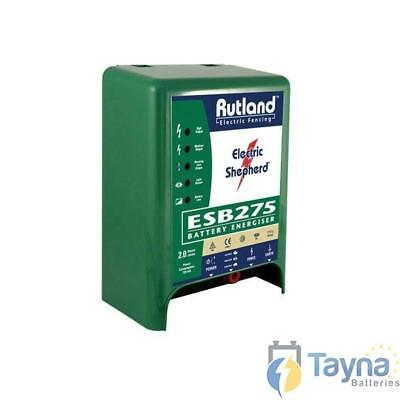 Rutland ESB275 Electric Fence Batterie Energiser