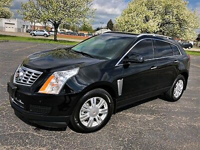 2015 Cadillac SRX LUXURY COLLECTION EDITION