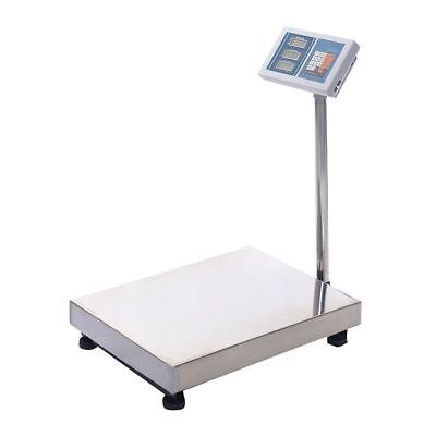 Commercial Weighing Scale Heavy Duty Floor Us Postal Shipping Mail