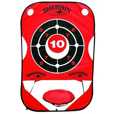 Pop Up Hand Ball Target For AFL Training - Sherrin