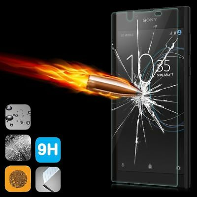 2pcs X Tempered Glass Screen Protector For Sony Xperia L1 G3311 3312 G3313
