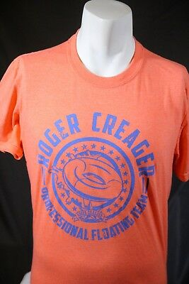 NEW Roger Creager Professional Floating Team t-shirt Large Country Music Unworn