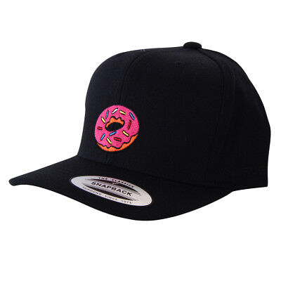 Flexfit - The Simpsons Donut - Black Youth SB
