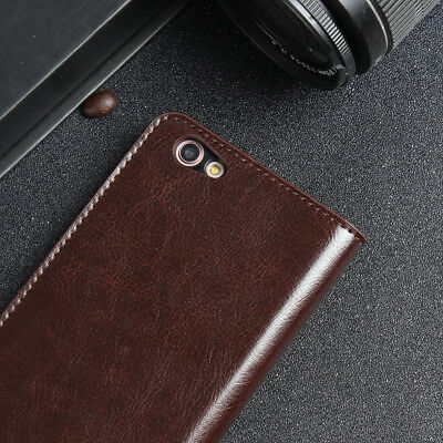 Genuine Leather Flip Wallet Case Cover For Apple iPhone 6S Plus Xs/Xr/XS max 5/X