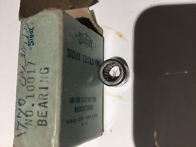 Sioux 10017 Needle Bearings For  1770, 1770A, 1770S And 1770As