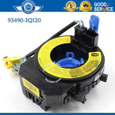 93490-3Q120 Spiral Cable Clock Spring Air Bag For Hyundai Elantra Sonata 2009-15