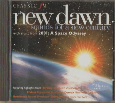 C.d.music   F078   Classic F.m. : New Dawn : Sounds For A New Century    Cd