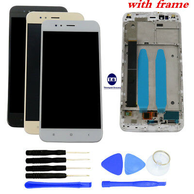 LCD Screen Display+Digitizer Touch+Frame+Tools For Xiaomi Mi 5X/Mi A1