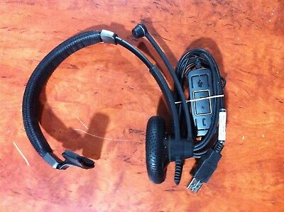 SENNHEISER SC 40 USB MS Black 506498 HeadSet For Business Skype