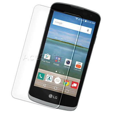 High-Sensitivity Tempered Glass Screen Protector for Cricket LG Spree K120 Phone