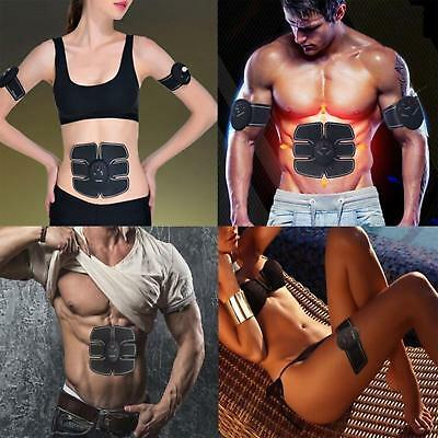 Ultimate Abs Simulator Ems Training Body Abdominal Muscle Exerciser Arms Waist