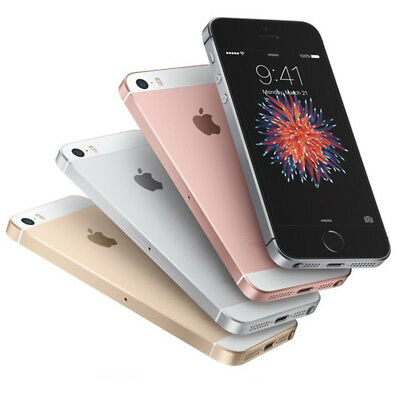 "32GB/16GB Apple iPhone SE 4,0"" Rosa, Grau, Gold, Silber, Fingerprint Smartphone"