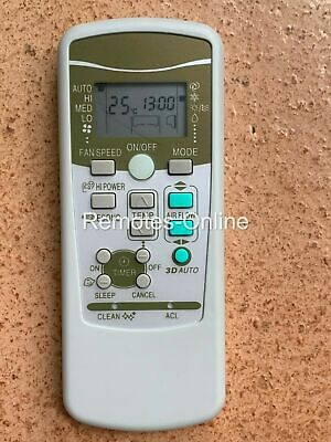 *Fujitsu Air Conditioner Replacement Remote Control AR-DL1 HEAT COOL & AUTO