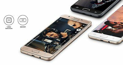 "Brand New in Box Samsung Galaxy J7 Prime J727T T-MOB 5.5"" Unlocked Smartphone"