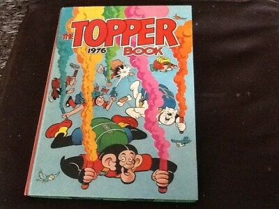 The Topper Book 1976 - Annual - D.C. Thomson - Beryl The Peril, Nick Kelly