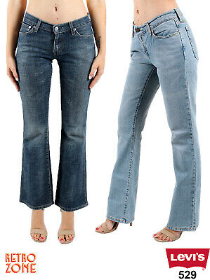 LEVIS 529 JEANS-VINTAGE RAGULAR BOOTCUT LEG 26 in. to 42 in.