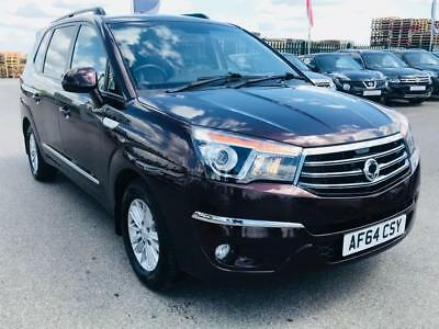 2014 Ssangyong Turismo 2.0 TD ES T-Tronic 5dr