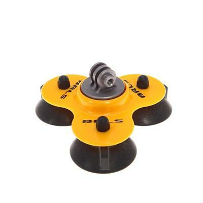BRLS 3.0 Premium Removable Mount for GoPro (YELLOW) - SKU#985543