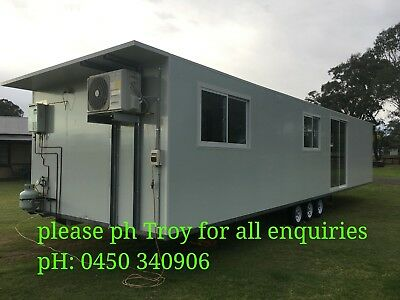 Transportable House, Granny Flat,  2 Bedroom,  Solar Powered, off Grid.