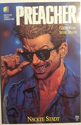 Preacher Comic * Band 2 * Softcover * 1. Auflage 1997 * Tilsner * Cassidy