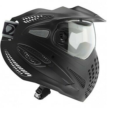 Paintball Maske Dye Rental SE Thermal, Neu