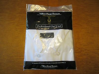 Brand New Professional Chef Coat XL