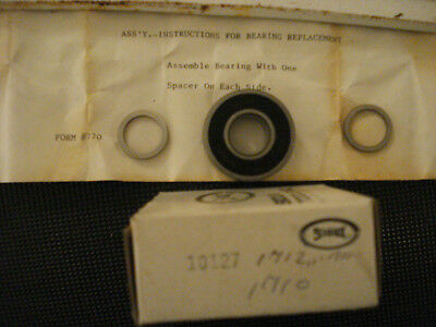 Sioux 10127 Bearings For  1710, 1712 Drivers