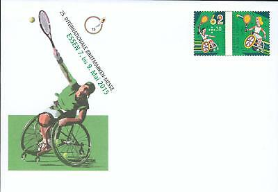 Germany GA Brief**  Behinderten Tennis Paralympics hw12