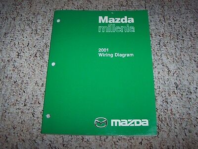 2007 mazda cx 9 cx9 factory original electrical wiring diagram 2001 mazda millenia factory original electrical wiring diagram manual book cheapraybanclubmaster Image collections