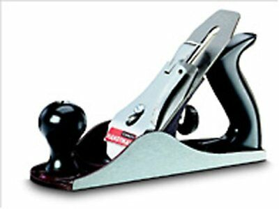Stanley No. 4 Smoothing Bench Plane - hand planers (Smoothing planer, Silver)