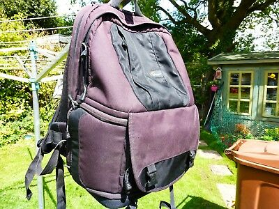"Lowepro Fastpack 250 Backpack for SLR Kit, 15.4"" Notebook bag rucksack camera"