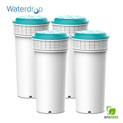 Waterdrop Water Filter Cartridges for Tommee Tippee® Perfect Prep® Filter - 4