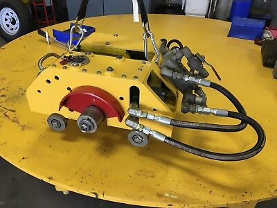 Wachs Hydraulic Travel Cutter