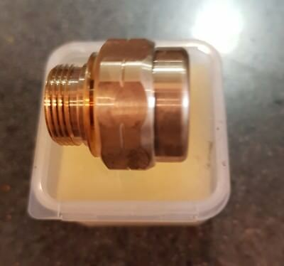 Bystronic By Fibre Nozzle Holder.