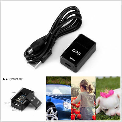 1pc Magnetic Mini Car SPY GSM GPRS GPS Tracker Real Time Tracking Locator Device