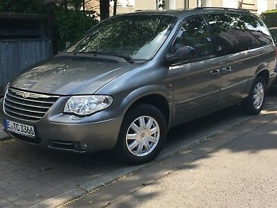 Chrysler Grand Voyager 2,8crd Limited