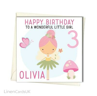 Personalised Girl Daughter Granddaughter 1st 2nd 3rd 4th 5th 6th