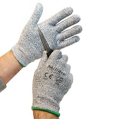 Cut Resistant Gloves Stab Proof Level 5 Protection High Quality Multi-Use