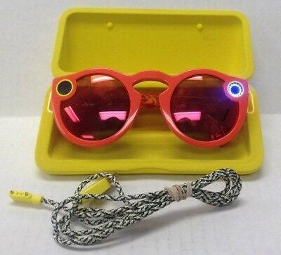 SNAPCHAT SPECTACLES SUN GLASSES Bluetooth Smart Phone Camera