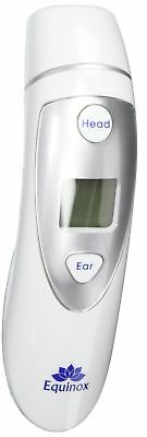 Equinox International Infrared Thermometer, Dual Mode Forehead Thermometer..