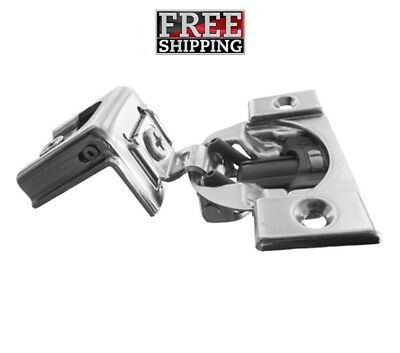 Blum Compact BLUMOTION Hinges, 5/16 Inch Overlay through 1-9/16 Inch Overlay