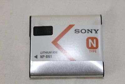 Genuine Sony Rechargeable Lithium-ion Battery Pack NP-BN1